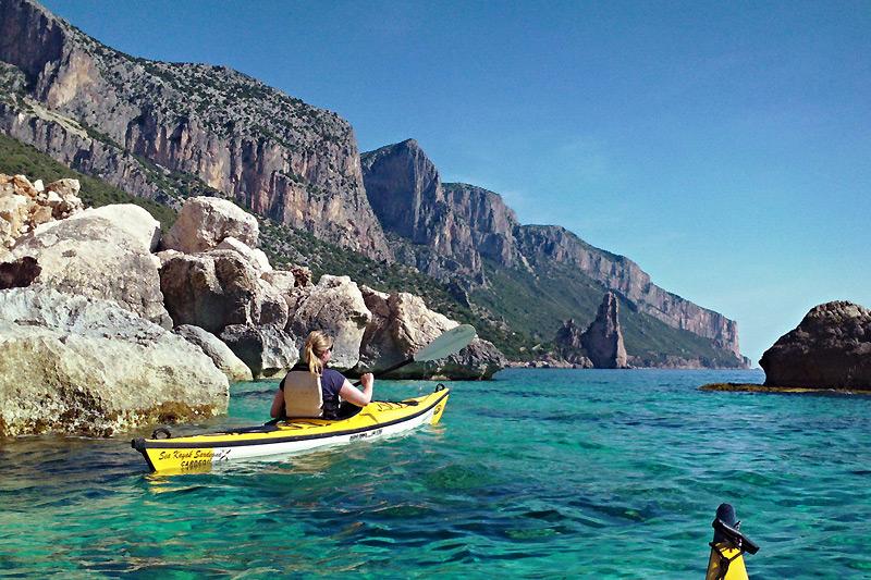 Kayak excursions