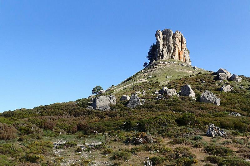 Perda Liana in Sardegna
