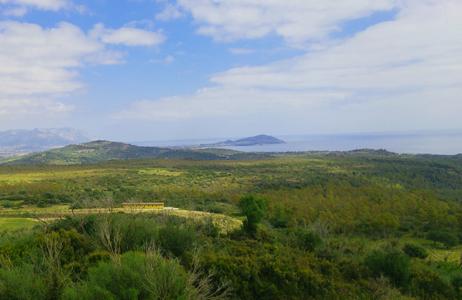 BariSardo_altopiano_di_teccu_camping_la_pineta